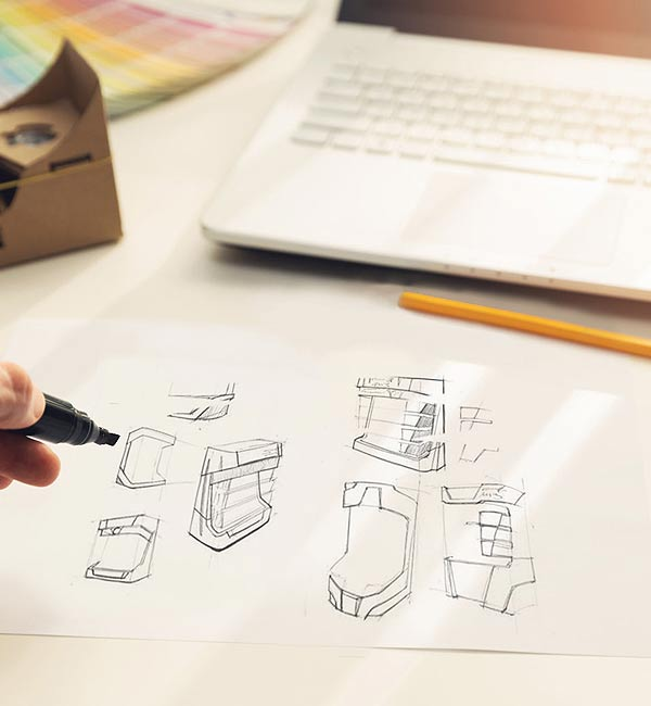 service concept and design