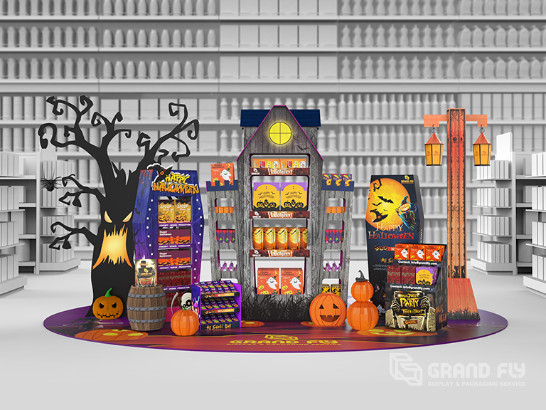 Halloween POS Design
